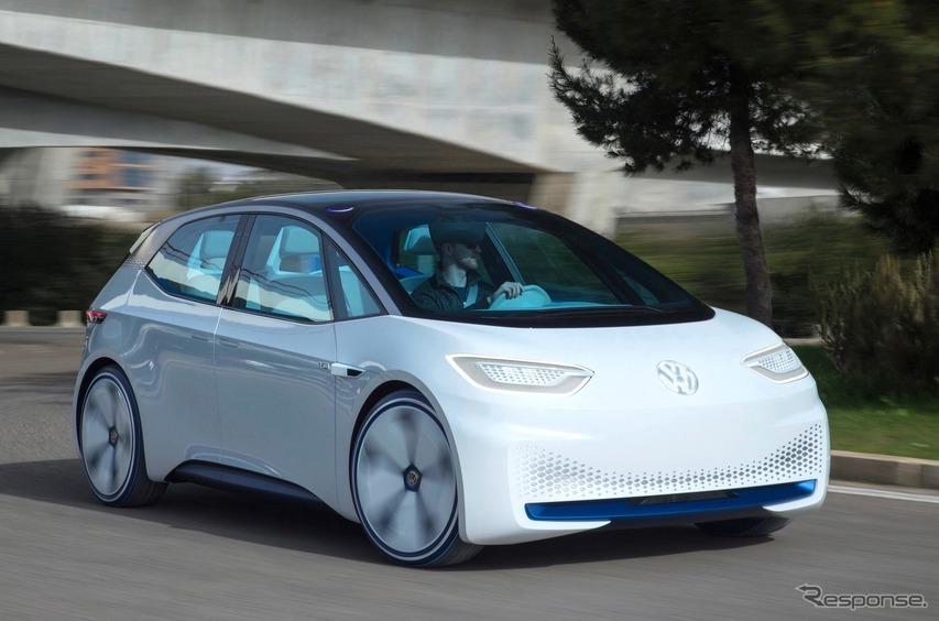 VW ID.コンセプト