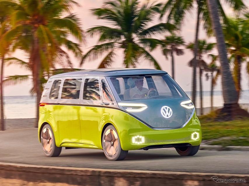 VWのEVスタディ:ID. バズ