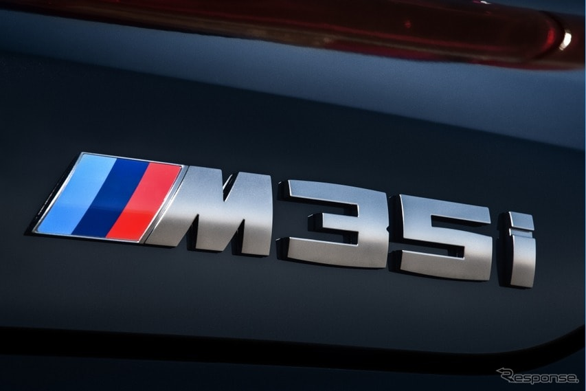 BMW X2 M35i (海外仕様車)