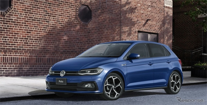 VW ポロ TSI R-ライン