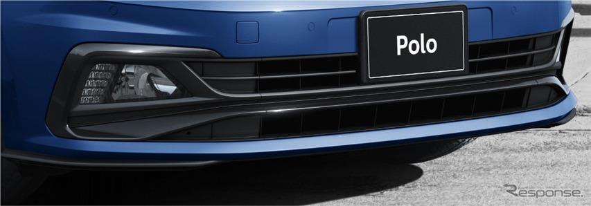 VW ポロ TSI R-ライン 専用フロントバンパー