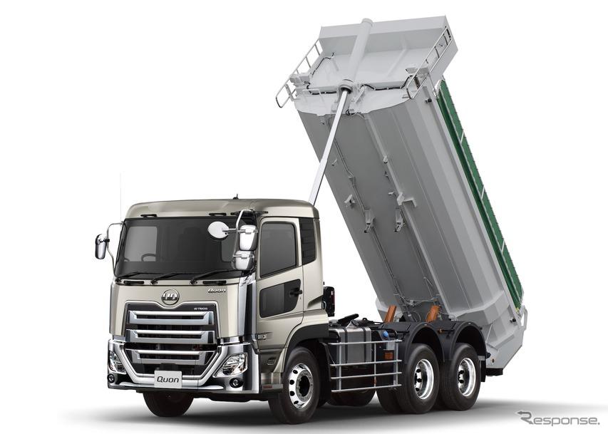 UDトラックス・クオン8リットル車