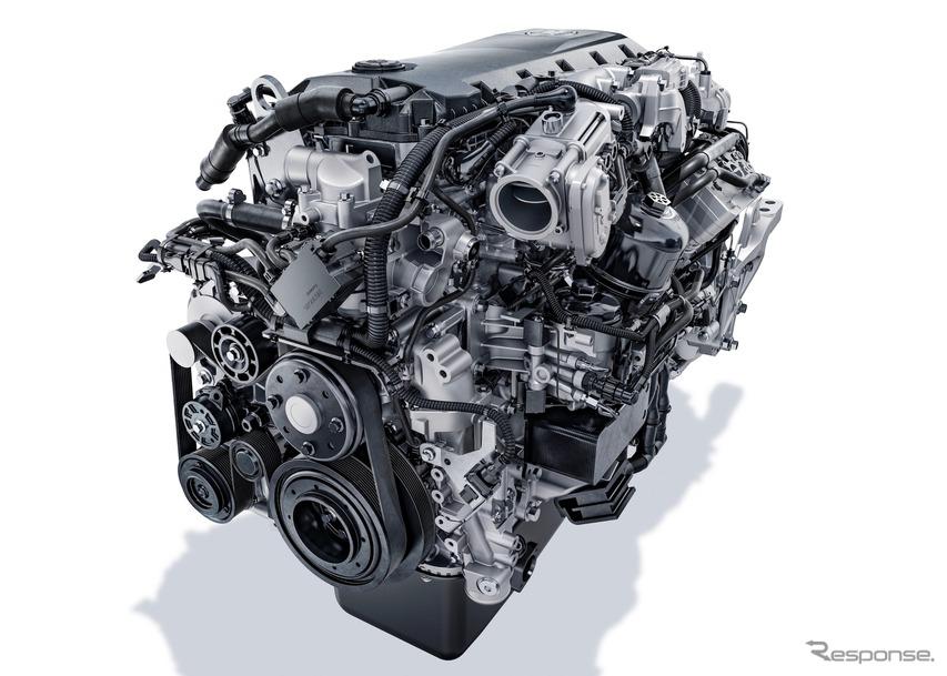 8リットルエンジン