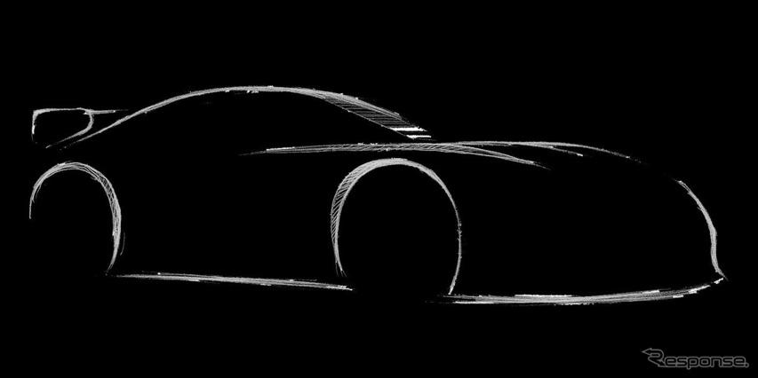 TRD、GRスープラ パフォーマンスライン 発表へ…大阪オートメッセ2019