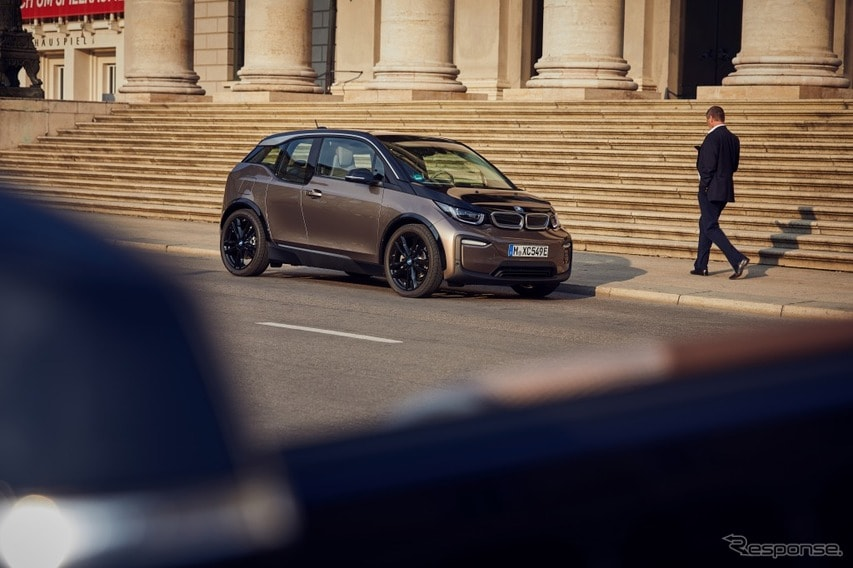 BMW i3新型バッテリー(120Ah)