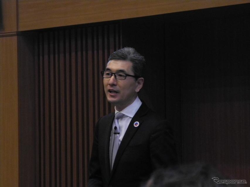 菊嶋隆史事務局長
