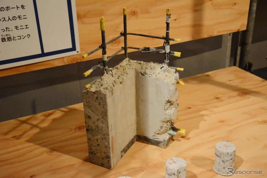 鉄筋コンクリートの説明