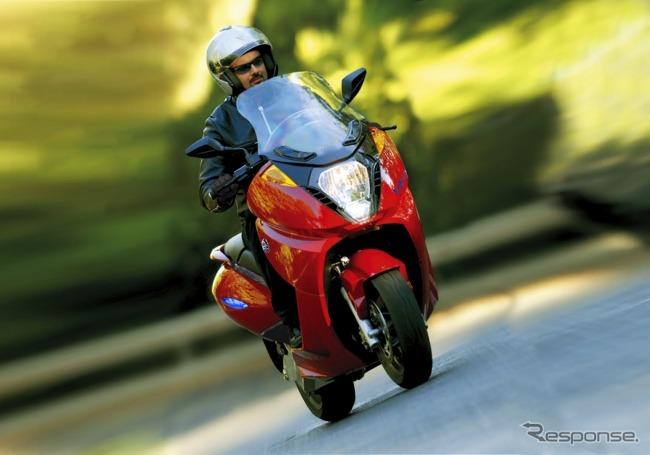 電動バイクの例:アディバVX-1