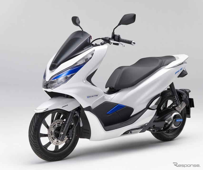 電動バイクの例:ホンダPCXエレクトリック