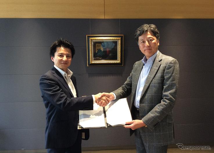 レイ・フロンティア、三井物産と資本提携 複合モビリティサービス分野への展開加速