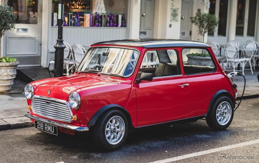 クラシック Mini がEVに、100台を限定生産…7万9000ポンドから