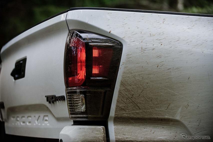 トヨタ・タコマ TRDプロ の2020年モデル