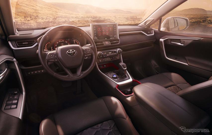 トヨタ RAV4 新型のTRDオフロード