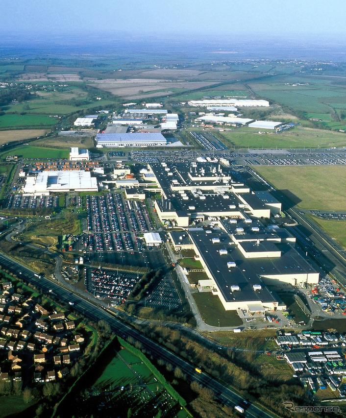 ホンダ英国工場