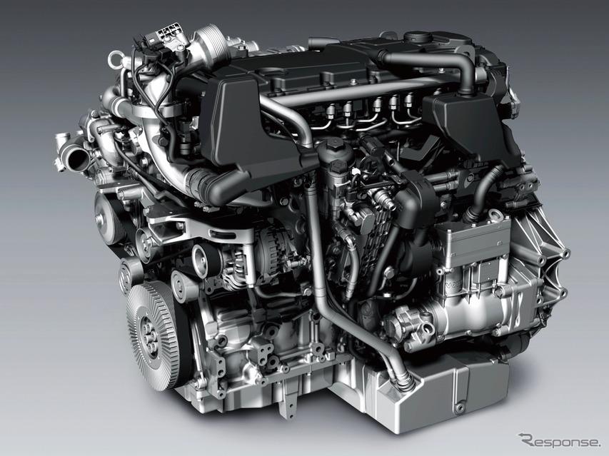6S10(T2)エンジン