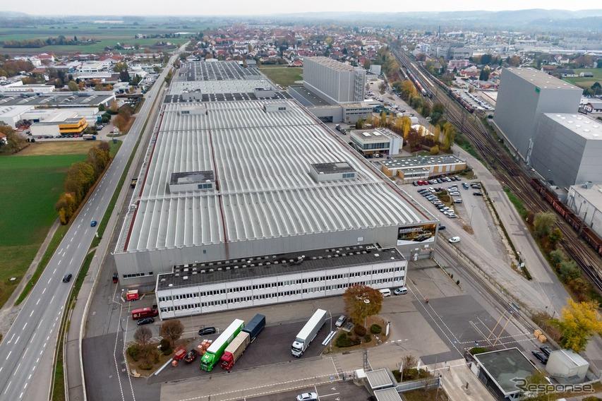 BMWグループのドイツ・ディンゴルフィン工場