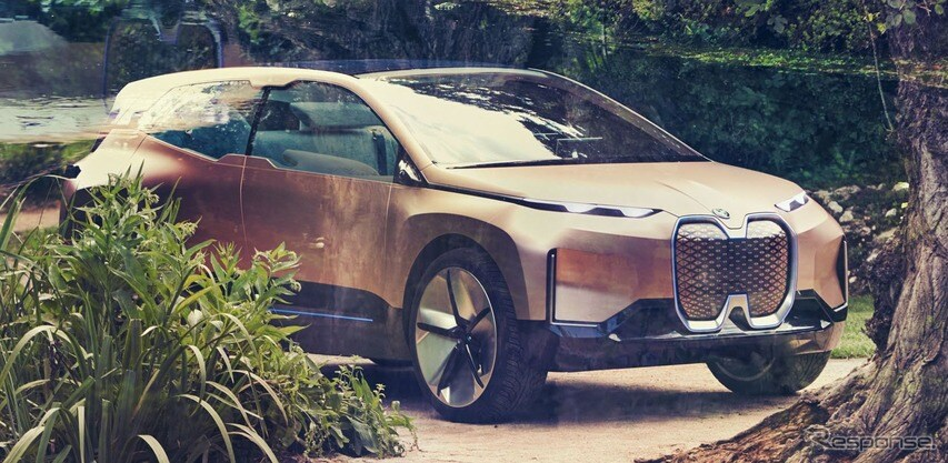 BMW ヴィジョン iNEXT