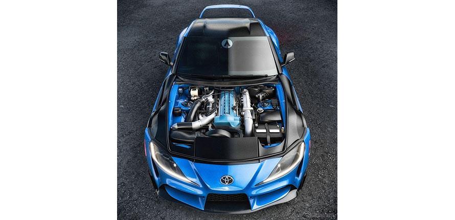 トヨタ スープラ 新型に先代の「2JZ-GTE」エンジンを搭載…載せ替えキット発売へ