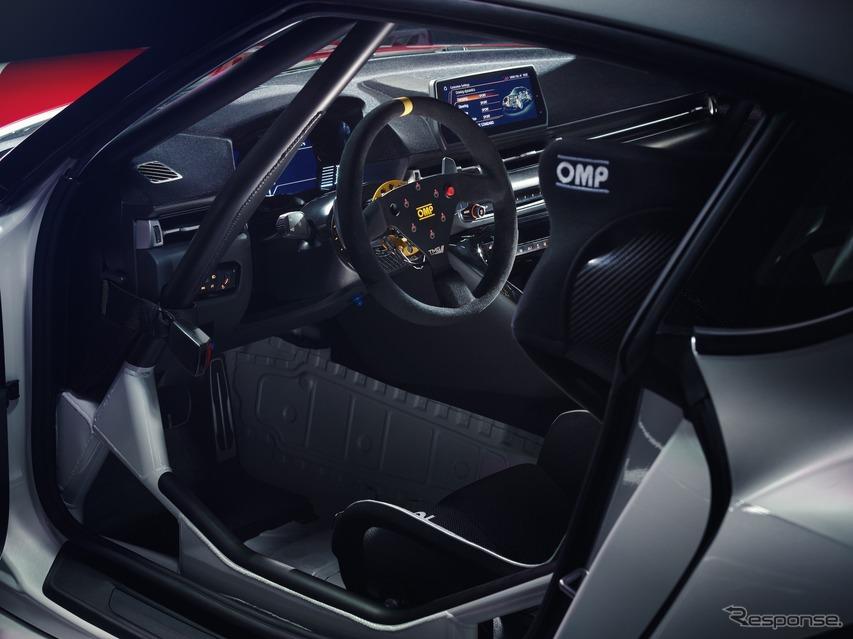 トヨタGRスープラGT4コンセプト