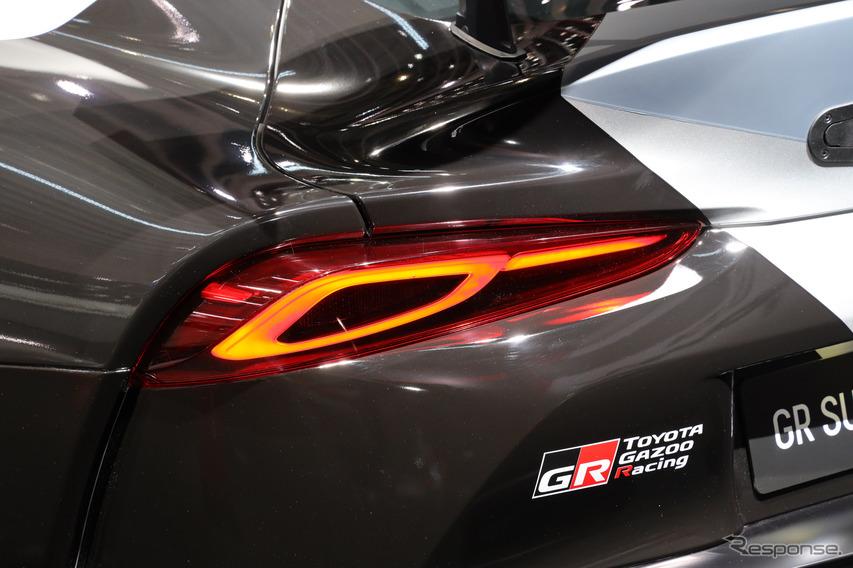 トヨタ GRスープラ GT4コンセプト(ジュネーブモーターショー2019)