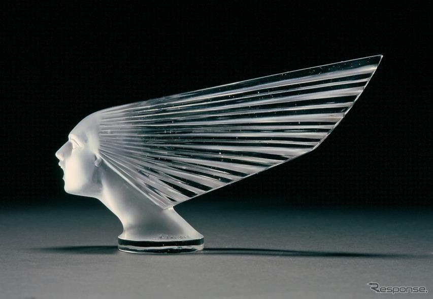 ルネ・ラリック製作カーマスコット 勝利の女神(1928・仏)