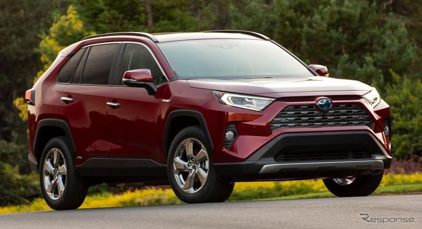 トヨタ、電動車の米国現地生産を拡大…RAV4 新型とレクサス ES 新型のハイブリッドを生産へ