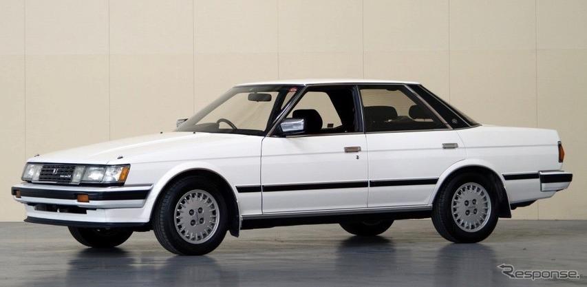マークIIGX71型(1986年)