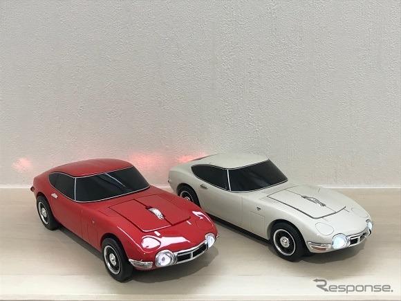 トヨタ2000GT 無線マウス