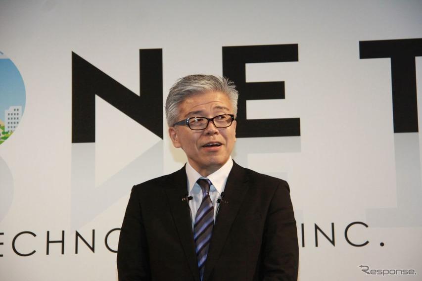 柴尾嘉秀氏(モネ・テクノロジーズ代表取締役副社長兼COO)