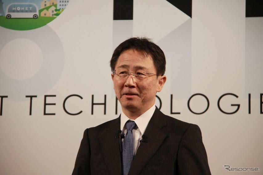 山本圭一氏(モネ・テクノロジーズ 取締役)