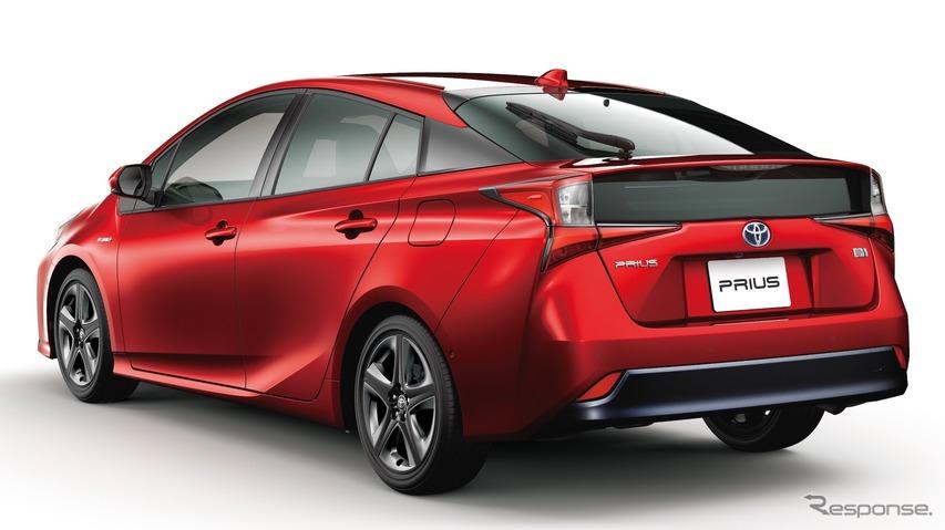 最も燃費の良い普通・小型乗用車は プリウス、軽自動車は アルト…国交省 2018年末現在