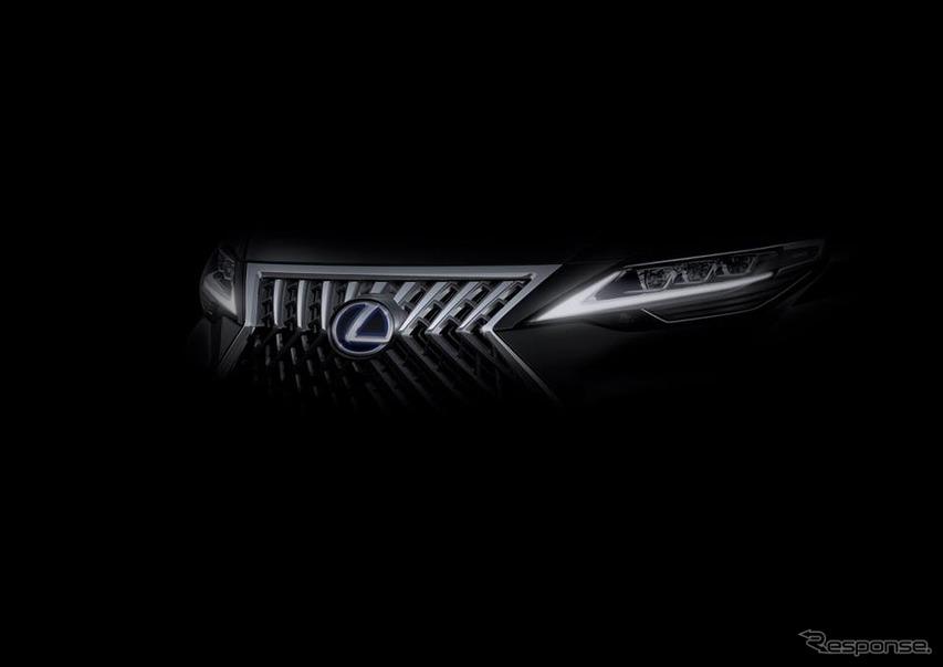 レクサス初のミニバン登場か…上海モーターショー2019で新型車発表へ