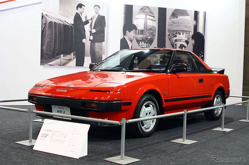 トヨタ『MR2』AW11型(オートモビルカウンシル2019)