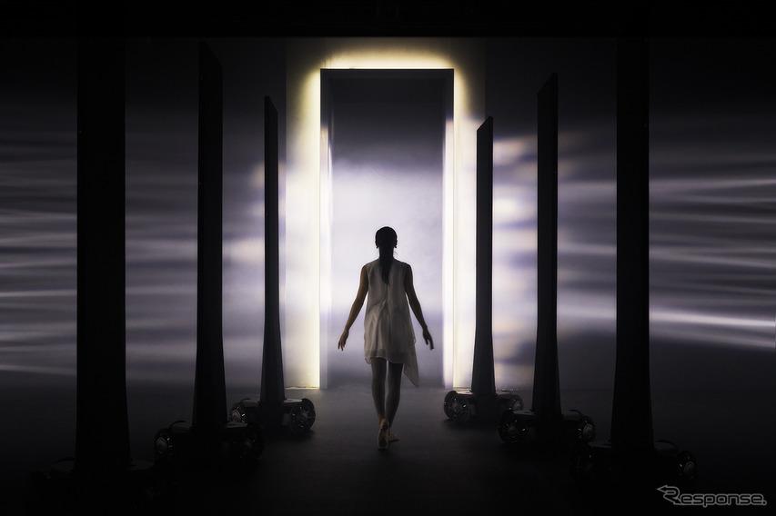 レクサス、人間中心の思想を光のアートで表現…ミラノデザインウィーク出展へ