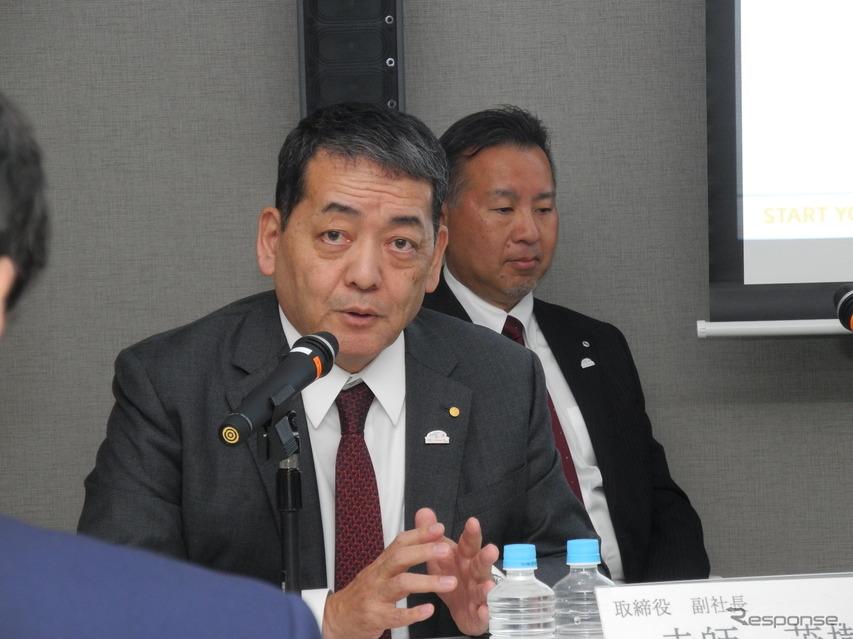 トヨタ自動車の寺師茂樹副社長