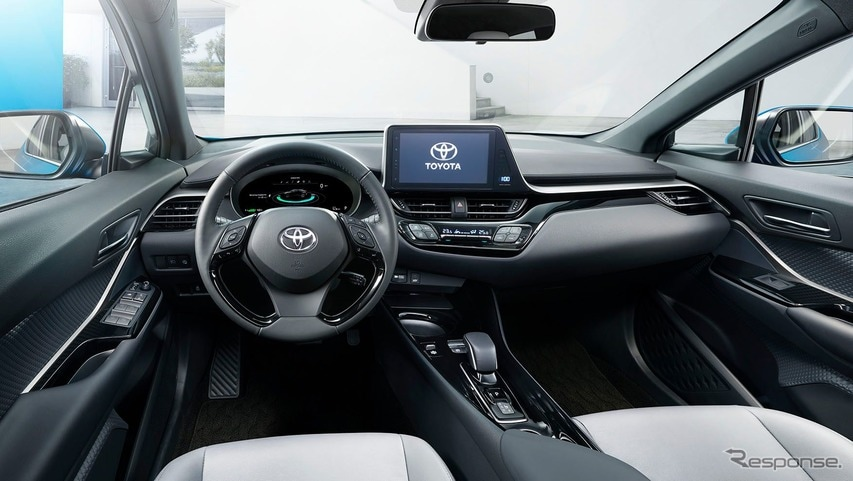 トヨタ C-HR のEV