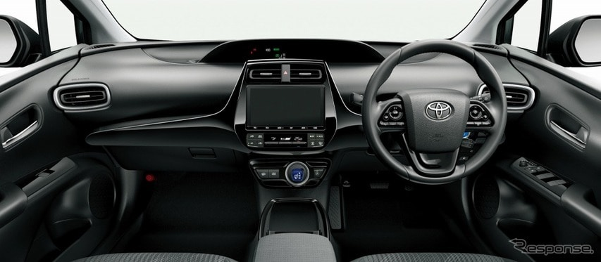 トヨタ プリウスPHV S セーフティパッケージ(内装色:ブラック)