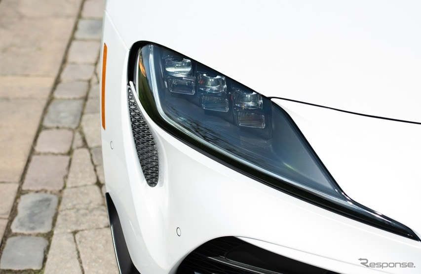 トヨタ・スープラ 新型(米国仕様)