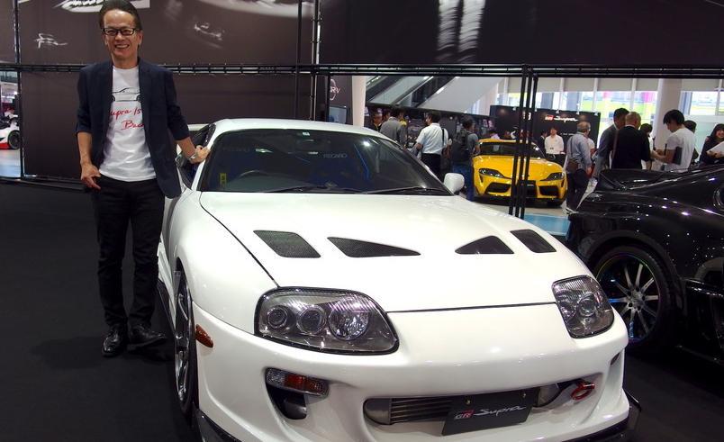 トヨタGRがパーツ復刻プロジェクト立ち上げ…友山プレジデントの愛車は 80スープラ