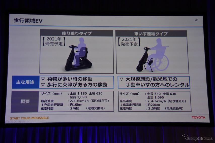 トヨタ自動車 電動車普及チャレンジ 説明会