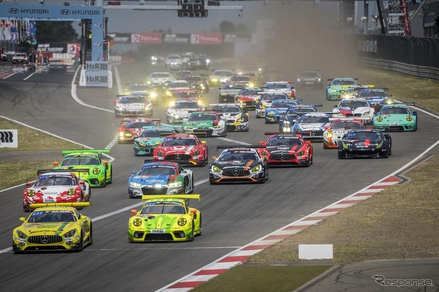 第47回ニュルブルクリンク24時間耐久レース