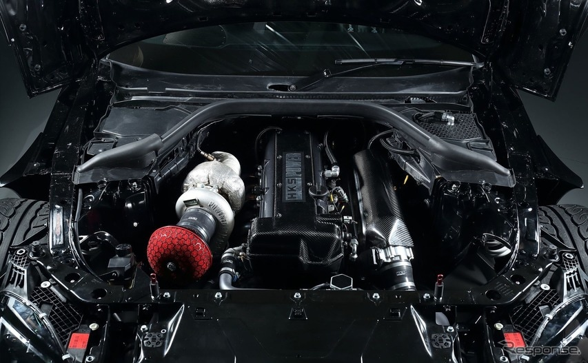 トヨタ GR スープラ Drift by HKS