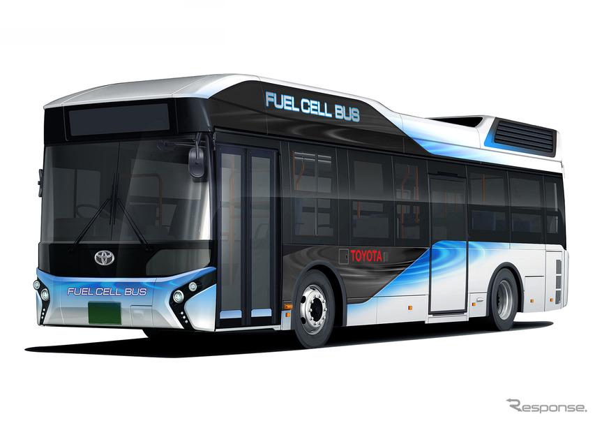 トヨタ、燃料電池車部品の他社への供給を拡大---普及を促進へ