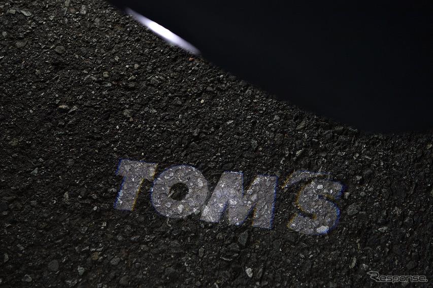 TOYOTA カムリのコンプリートモデル『TOM'S C35』登場