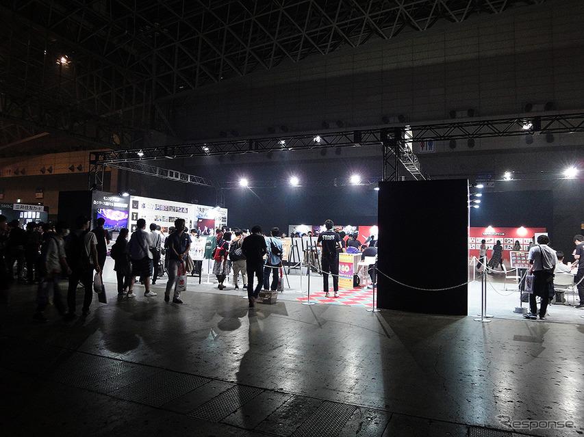 eスポーツ大会「モンストグランプリ 2019アジアチャンピオンシップ」(2019年7月13・14日、幕張メッセ)