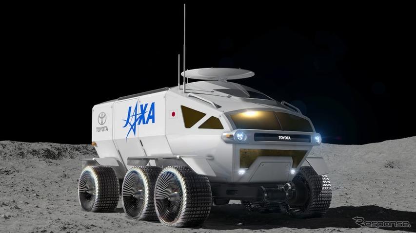 トヨタとJAXA、有人与圧ローバの具体的な共同研究に着手 2029年打ち上げへ