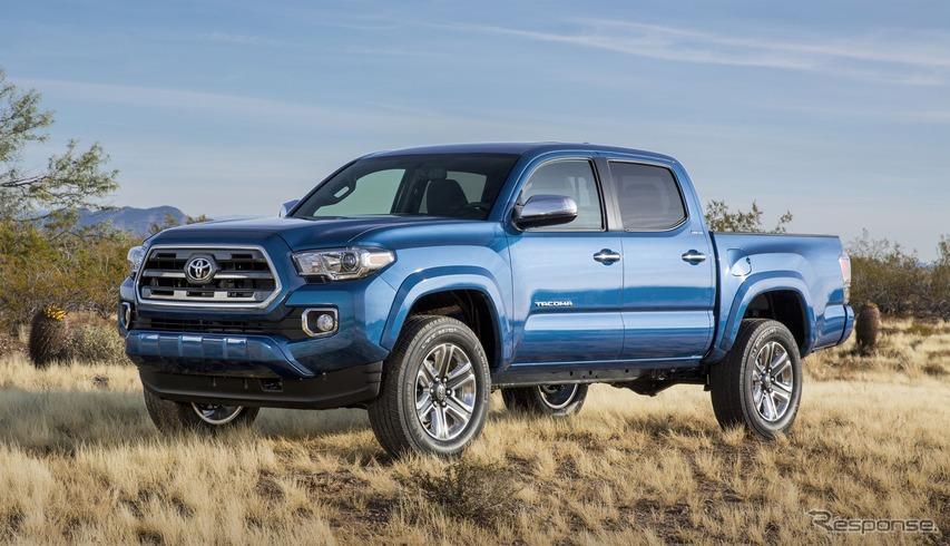 トヨタ、米国テキサス工場へ4億ドルを投資 ピックアップトラック需要に対応