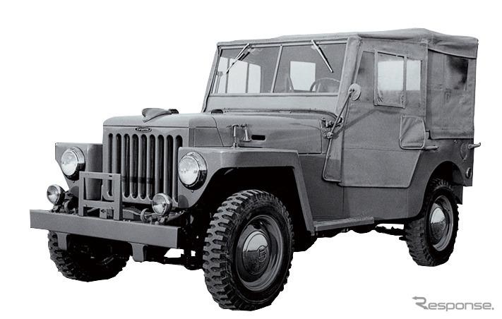 BJ型(1951年)
