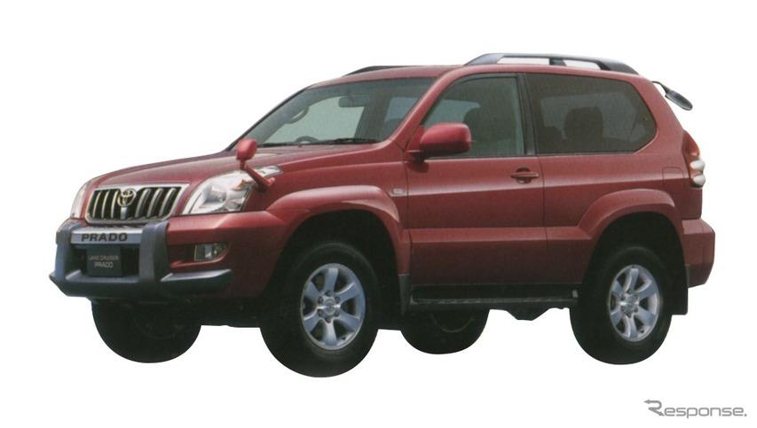 プラド120系(2002年)