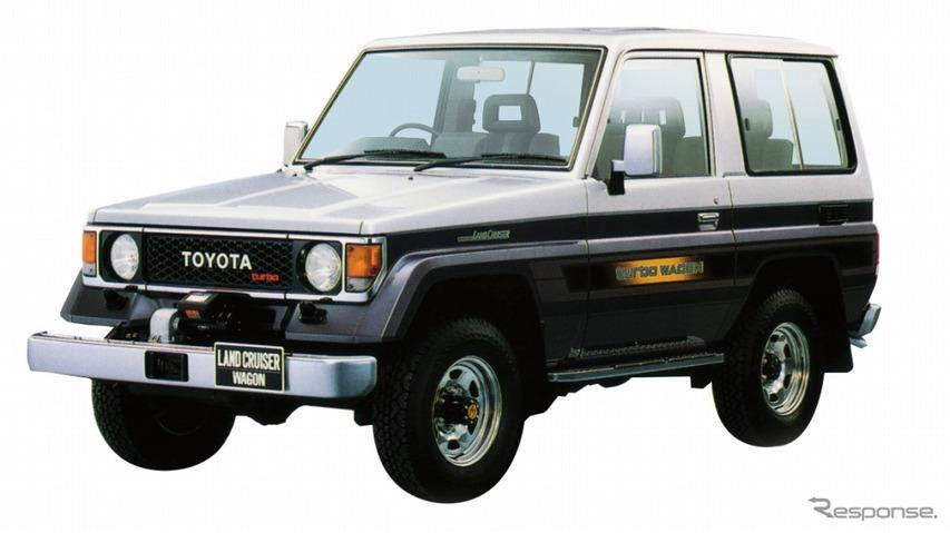 70系(ワゴン、1985年)